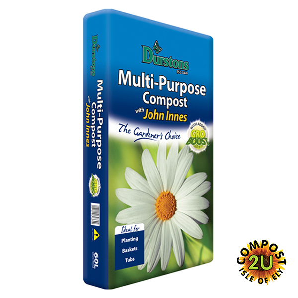 Multi-Purpose Compost + John Innes