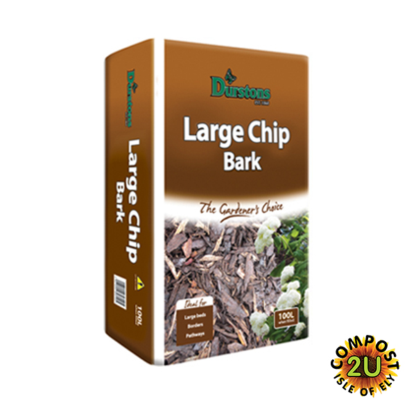 Durstons Large Chip Bark